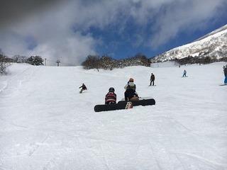 猪苗代リゾートスキー場 シーズンレッスン ビデオ撮影会