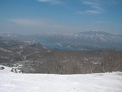04-10ネコマから桧原湖