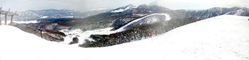 猫魔スキー場110217