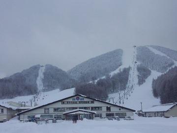 裏磐梯猫魔スキー場オープン