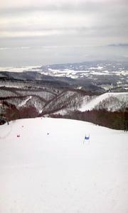 アルツ磐梯スキー場猫魔ホールII