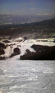 猫魔スキー場ダルジャンセンター